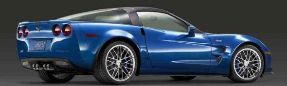 2012_Chevrolet_Corvette_ZR1_rear_