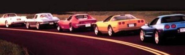 Corvette+Generations