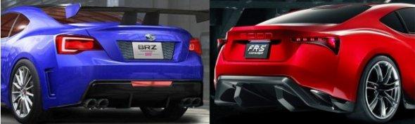 Subaru BRZ_Scion FR-S