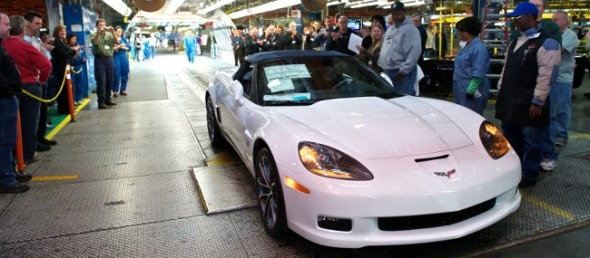 2013_Corvette_C6_production_termination