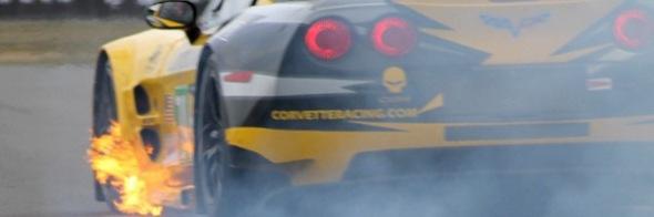 13WEC_Corvette_Le_Mans_backfire