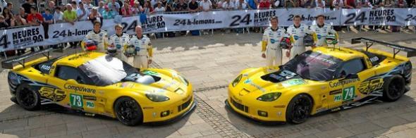 13WEC_Corvette_Racing_lineup_Le_Mans