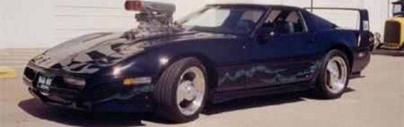W42_c4_black_1985_Chevrolet_Corvette_C4