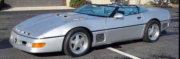 1991 Callaway Speedster Corvette-008a