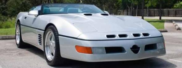 1991 Callaway Speedster Corvette-008e
