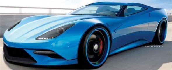 2014_Corvette_Stingray_Design Studie 1
