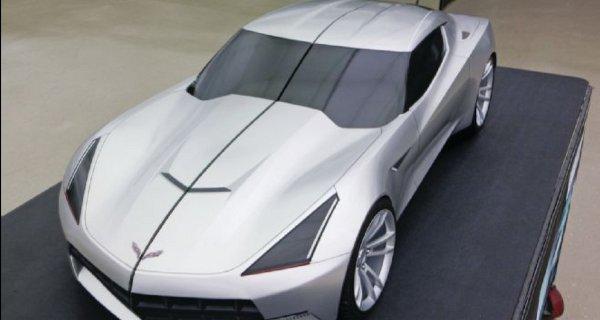 2014_Corvette_Stingray_Design Studie 6