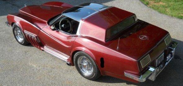 4-13-1974 corvette C3 Stutz