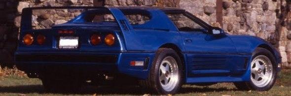 4-25-1984 Corvette Bronx Bomber