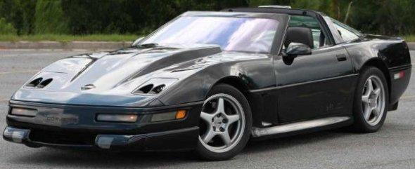 W41 Corvette_C4