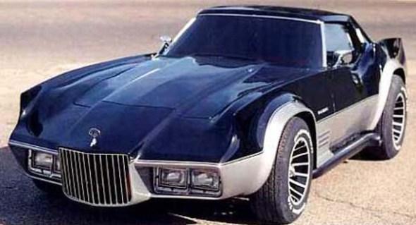 4-33-1974 corvette C3 mod