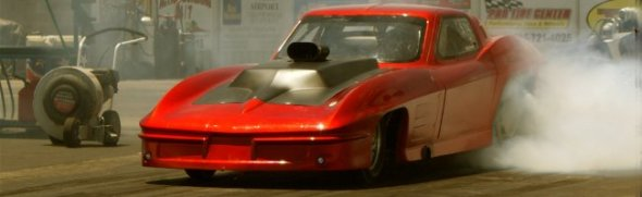 5-36-1963_Corvette_C2_Dragster_burnout