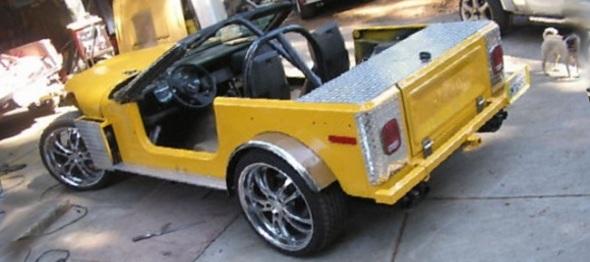 Corvette C5 Jeepster