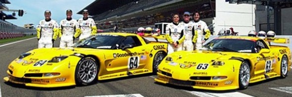 04LMS_Gavin_Beretta_Magnussen_Fellows_O'Connell_Papis_Corvette C5-R_LeMans.