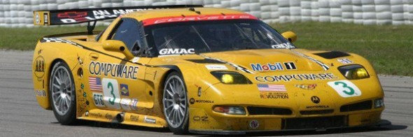 04ALMS_Fellows_O'Connell_Corvette C5-R_Portland